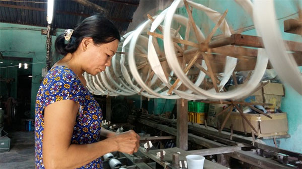 Quang Nam, Ma Chau silk craft, silkworm, Vietnam economy, Vietnamnet bridge, English news about Vietnam, Vietnam news, news about Vietnam, English news, Vietnamnet news, latest news on Vietnam, Vietnam