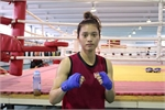 Female boxer ready to face challenges in life