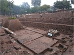Historical artefacts found during Kinh Thien Palace excavation