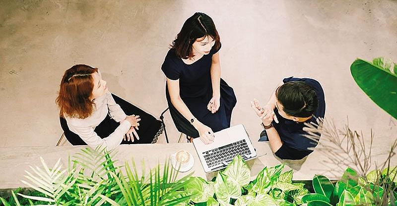 Co-working builds office of the future, vietnam economy, business news, vn news, vietnamnet bridge, english news, Vietnam news, news Vietnam, vietnamnet news, vn news, Vietnam net news, Vietnam latest news, Vietnam breaking news
