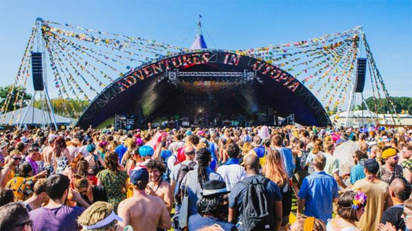British festivals, rid of single-use plastic