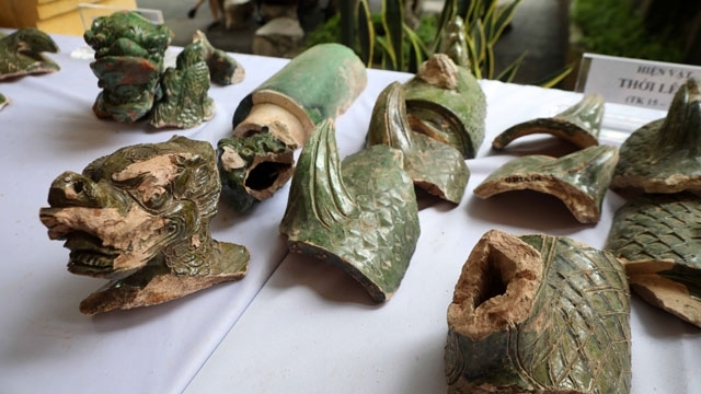 Thang Long imperial city excavation reveals large structures, entertainment events, entertainment news, entertainment activities, what's on, Vietnam culture, Vietnam tradition, vn news, Vietnam beauty, news Vietnam, Vietnam news, Vietnam net news, vietnam