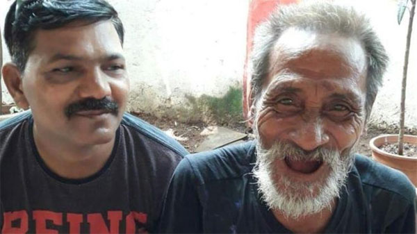 India video reunites man with family after 40 years