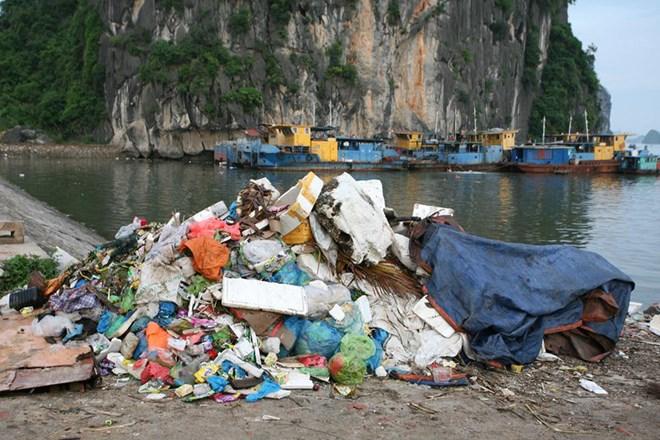 Plastic waste – serious threat to environment,Vietnam environment, climate change in Vietnam, Vietnam weather, Vietnam climate, pollution in Vietnam, environmental news, sci-tech news, vietnamnet bridge, english news, Vietnam news, news Vietnam, vietnamne