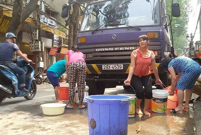 Hanoi likely to face water shortage in summer