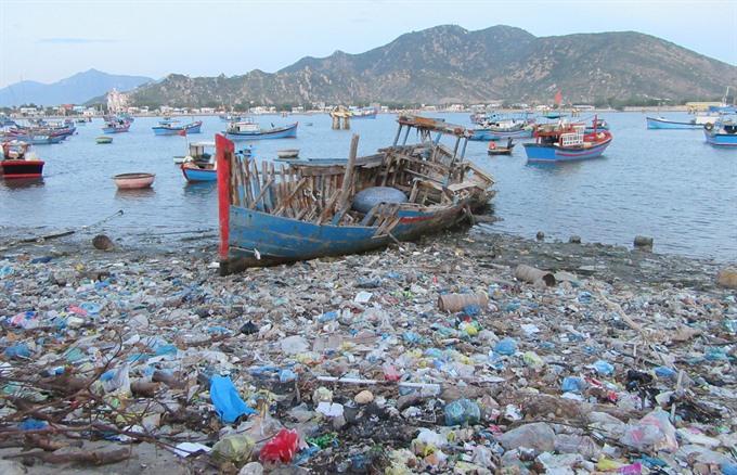 Urgent solutions needed to fight plastic waste ruining oceans and waterways, Vietnam environment, climate change in Vietnam, Vietnam weather, Vietnam climate, pollution in Vietnam, environmental news, sci-tech news, vietnamnet bridge, english news, Vietna