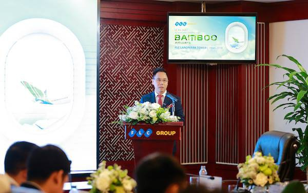Bamboo Airways prepares for take-off