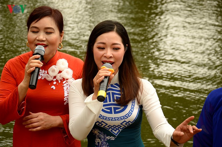 Thay Pagoda festival draws crowds from near and far, entertainment events, entertainment news, entertainment activities, what's on, Vietnam culture, Vietnam tradition, vn news, Vietnam beauty, news Vietnam, Vietnam news, Vietnam net news, vietnamnet news,