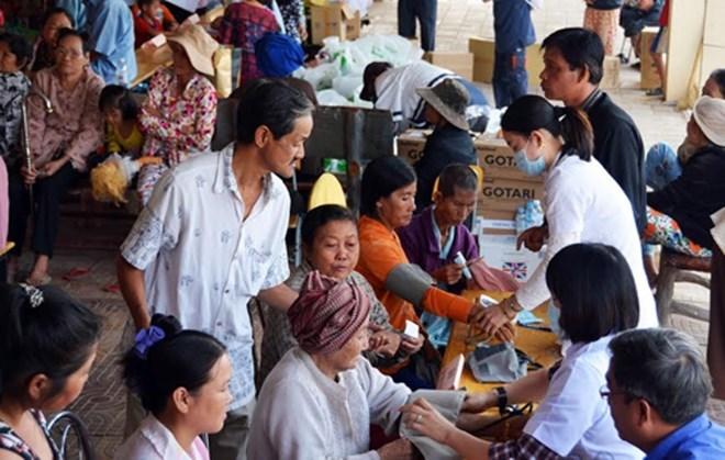 Vietnam, Cambodia discuss legal procedure for Vietnamese Cambodians