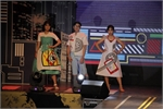 Traffic safety designs come to catwalk