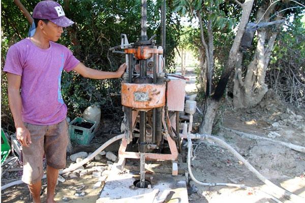 Ninh Thuan farmers, drought, Vietnam economy, Vietnamnet bridge, English news about Vietnam, Vietnam news, news about Vietnam, English news, Vietnamnet news, latest news on Vietnam, Vietnam