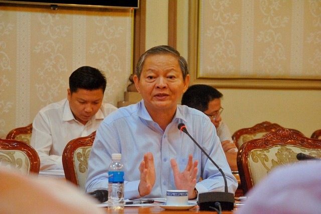 HCM City vice chairman files resign
