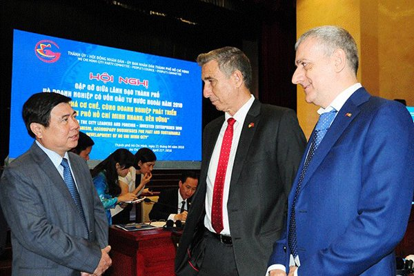 Technology transfer to HCMC remains insignificant