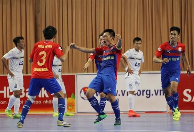 Vietnam in Group B of futsal club championship