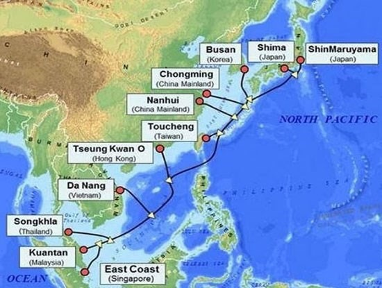 Internet connections slows in Vietnam as int'l undersea cable down, IT news, sci-tech news, vietnamnet bridge, english news, Vietnam news, news Vietnam, vietnamnet news, Vietnam net news, Vietnam latest news, Vietnam breaking news, vn news