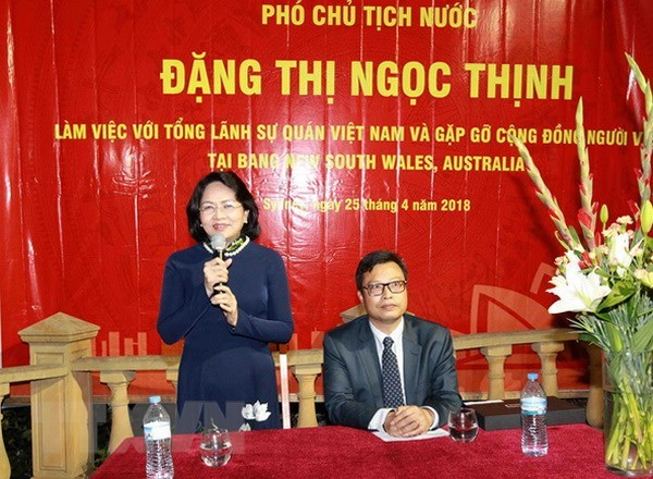 Vietnam always treasures all-round ties with Morocco, Vietnam shares experience in ensuring indigenous peoples' rights, Vietnam intensifies coordination with US parliamentarians' offices,