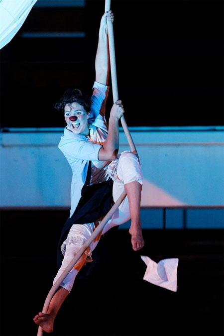 Contemporary circus show, Vietnam economy, Vietnamnet bridge, English news about Vietnam, Vietnam news, news about Vietnam, English news, Vietnamnet news, latest news on Vietnam, Vietnam