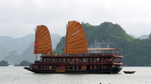 Cat Ba National Park, Ha Long Bay, national tourism sites, Vietnam economy, Vietnamnet bridge, English news about Vietnam, Vietnam news, news about Vietnam, English news, Vietnamnet news, latest news on Vietnam, Vietnam