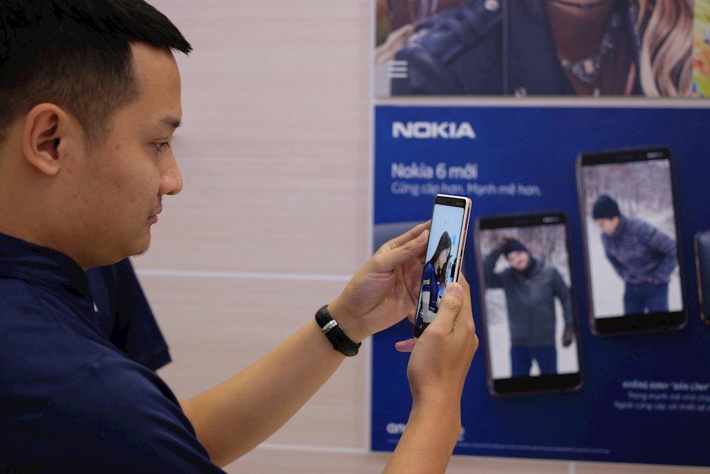 Hậu thuẫn từ kênh phân phối khổng lồ, liệu Nokia có thể đe dọa Apple ở Việt Nam?