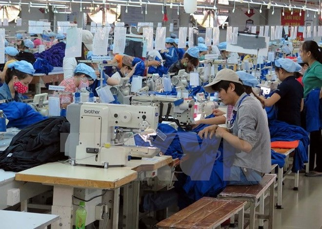 Textile-garment exports seen at $35b this yearm vietnam economy, business news, vn news, vietnamnet bridge, english news, Vietnam news, news Vietnam, vietnamnet news, vn news, Vietnam net news, Vietnam latest news, Vietnam breaking news