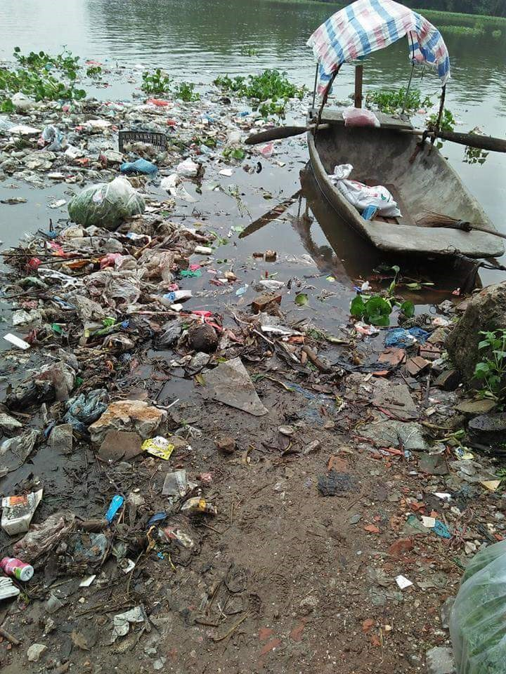 Thousands of households threatened by polluted river, Vietnam environment, climate change in Vietnam, Vietnam weather, Vietnam climate, pollution in Vietnam, environmental news, sci-tech news, vietnamnet bridge, english news, Vietnam news, news Vietnam, v