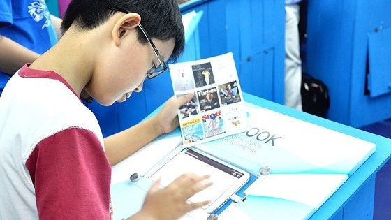 Rise of eBooks leaves book publishing industry needing to refresh the page, entertainment events, entertainment news, entertainment activities, what's on, Vietnam culture, Vietnam tradition, vn news, Vietnam beauty, news Vietnam, Vietnam news, Vietnam net