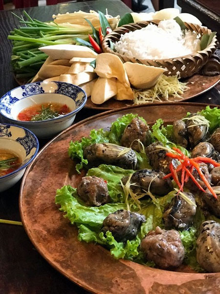 Cha ca La Vong restaurant, cha ca, Vietnam economy, Vietnamnet bridge, English news about Vietnam, Vietnam news, news about Vietnam, English news, Vietnamnet news, latest news on Vietnam, Vietnam