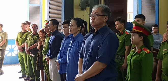Trial held for former Dai Tin Bank leaders, Asian innovators collaborate to boost social projects, Japan helps improve flight control at Phu Quoc int'l airport, Trees planted at national trig point in Ca Mau
