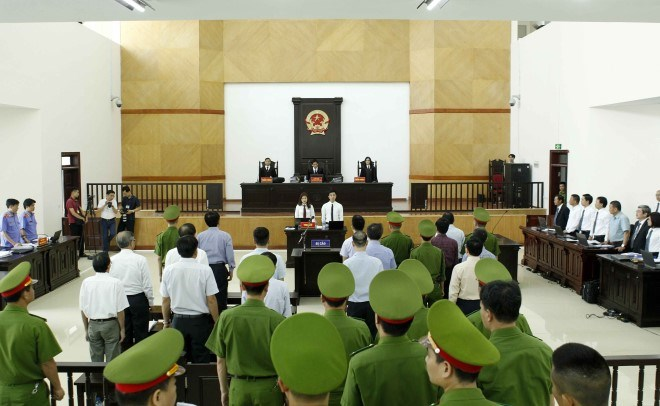Appeal trial on PVC case: Trinh Xuan Thanh withdraws appeal, social news, vietnamnet bridge, english news, Vietnam news, news Vietnam, vietnamnet news, Vietnam net news, Vietnam latest news, vn news, Vietnam breaking news