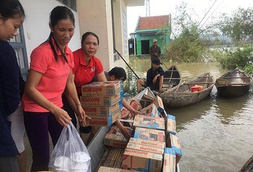 VN Red Cross announces 2018 disaster prevention plan,