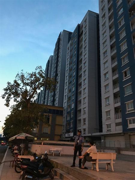 Carina Plaza apartment complex, helping affected residents, Vietnam economy, Vietnamnet bridge, English news about Vietnam, Vietnam news, news about Vietnam, English news, Vietnamnet news, latest news on Vietnam, Vietnam