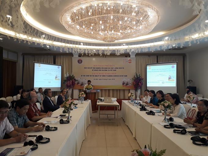 Maternal mortality rate falls in Vietnam: report, social news, vietnamnet bridge, english news, Vietnam news, news Vietnam, vietnamnet news, Vietnam net news, Vietnam latest news, vn news, Vietnam breaking news