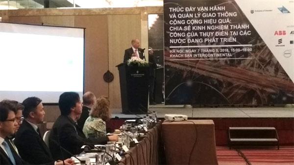 Sustainable transport solutions, BRT, CO2 emission reduction, Vietnam economy, Vietnamnet bridge, English news about Vietnam, Vietnam news, news about Vietnam, English news, Vietnamnet news, latest news on Vietnam, Vietnam