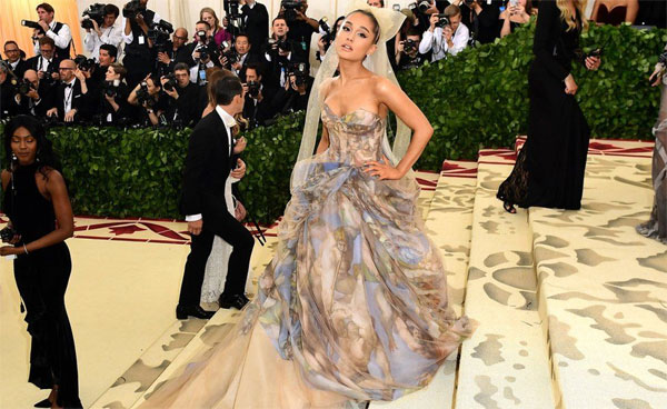 Met Gala red carpet, The star-studded party, fashion industry