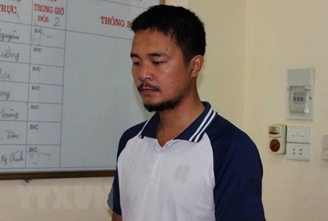 Thanh Hoa: Man arrested for infringing upon State's interests, social news, vietnamnet bridge, english news, Vietnam news, news Vietnam, vietnamnet news, Vietnam net news, Vietnam latest news, vn news, Vietnam breaking news