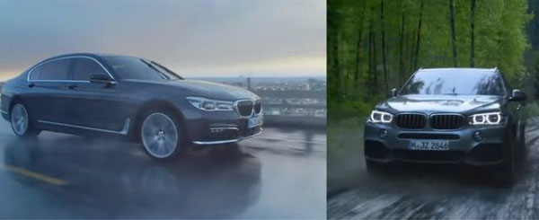 BMW, advert, 'promoted dangerous driving'