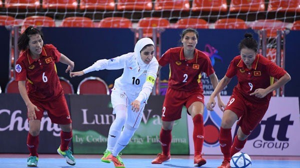 Vietnam to meet Thailand in AFF U16 Girls' Champs semi-finals, Sports news, football, Vietnam sports, vietnamnet bridge, english news, Vietnam news, news Vietnam, vietnamnet news, Vietnam net news, Vietnam latest news, vn news, Vietnam breaking news