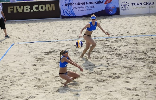 World women's beach volleyball event kicks off in Quang Ninh, Sports news, football, Vietnam sports, vietnamnet bridge, english news, Vietnam news, news Vietnam, vietnamnet news, Vietnam net news, Vietnam latest news, vn news, Vietnam breaking news