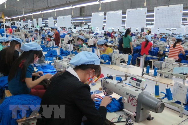Garment becomes second largest foreign currency earner, vietnam economy, business news, vn news, vietnamnet bridge, english news, Vietnam news, news Vietnam, vietnamnet news, vn news, Vietnam net news, Vietnam latest news, Vietnam breaking news