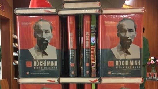 Exhibition extols President Ho Chi Minh, entertainment events, entertainment news, entertainment activities, what's on, Vietnam culture, Vietnam tradition, vn news, Vietnam beauty, news Vietnam, Vietnam news, Vietnam net news, vietnamnet news, vietnamnet