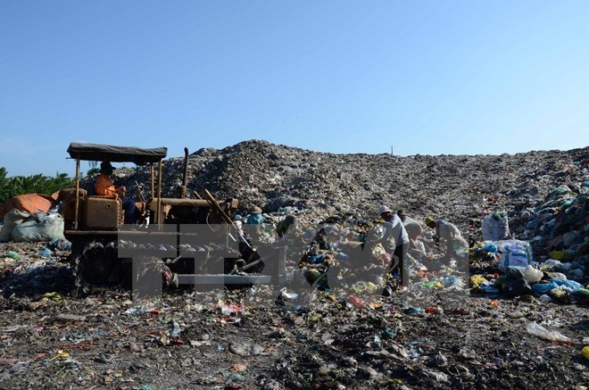National strategy on solid waste management revised, Vietnam environment, climate change in Vietnam, Vietnam weather, Vietnam climate, pollution in Vietnam, environmental news, sci-tech news, vietnamnet bridge, english news, Vietnam news, news Vietnam, vi