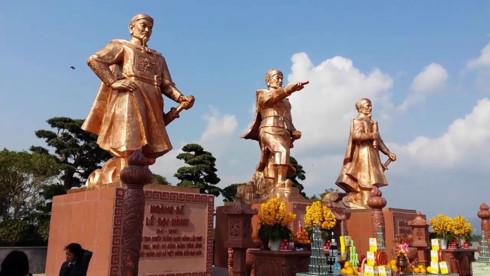 Bach Dang Giang: An attractive spiritual destination, travel news, Vietnam guide, Vietnam airlines, Vietnam tour, tour Vietnam, Hanoi, ho chi minh city, Saigon, travelling to Vietnam, Vietnam travelling, Vietnam travel, vn news