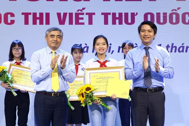 Santa Claus-themed letter wins national UPU contest, social news, vietnamnet bridge, english news, Vietnam news, news Vietnam, vietnamnet news, Vietnam net news, Vietnam latest news, vn news, Vietnam breaking news
