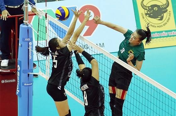 Eight teams vie for trophy at int'l women's volleyball tourney, Sports news, football, Vietnam sports, vietnamnet bridge, english news, Vietnam news, news Vietnam, vietnamnet news, Vietnam net news, Vietnam latest news, vn news, Vietnam breaking news