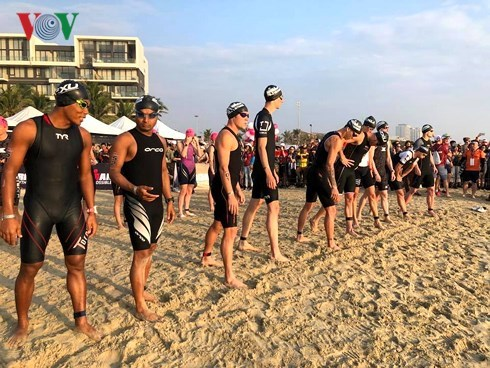 Over 1,600 triathletes race in Ironman 70.3, Sports news, football, Vietnam sports, vietnamnet bridge, english news, Vietnam news, news Vietnam, vietnamnet news, Vietnam net news, Vietnam latest news, vn news, Vietnam breaking news