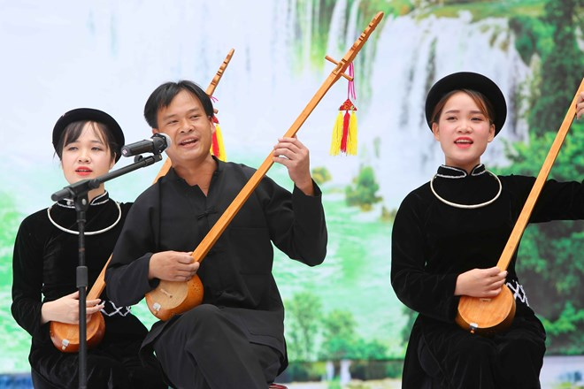 National festival reflects diversity of Then signing art, entertainment events, entertainment news, entertainment activities, what's on, Vietnam culture, Vietnam tradition, vn news, Vietnam beauty, news Vietnam, Vietnam news, Vietnam net news, vietnamnet