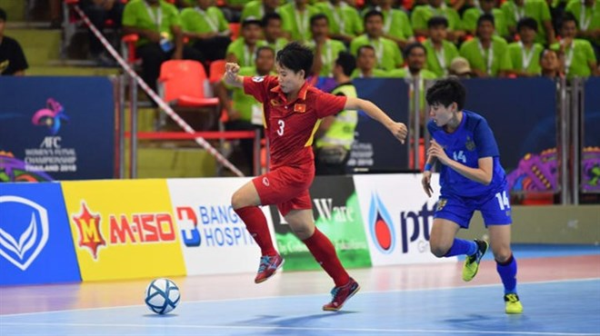 Vietnam ranks fourth at AFC Women's Futsal Champs, Sports news, football, Vietnam sports, vietnamnet bridge, english news, Vietnam news, news Vietnam, vietnamnet news, Vietnam net news, Vietnam latest news, vn news, Vietnam breaking news