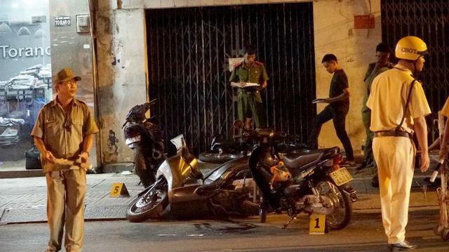 Three killed, two others injured in HCM City motorbike robbery, social news, vietnamnet bridge, english news, Vietnam news, news Vietnam, vietnamnet news, Vietnam net news, Vietnam latest news, vn news, Vietnam breaking news