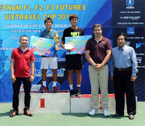Viet Nam F2 tennis tournament, Vietnam economy, Vietnamnet bridge, English news about Vietnam, Vietnam news, news about Vietnam, English news, Vietnamnet news, latest news on Vietnam, Vietnam