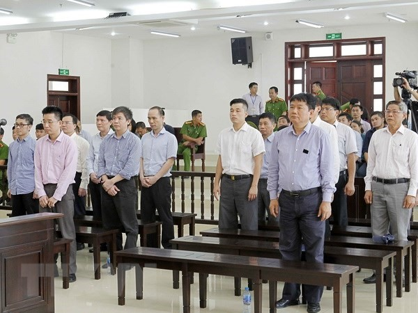 13-year jail sentence upheld for Dinh La Thang, social news, vietnamnet bridge, english news, Vietnam news, news Vietnam, vietnamnet news, Vietnam net news, Vietnam latest news, vn news, Vietnam breaking news